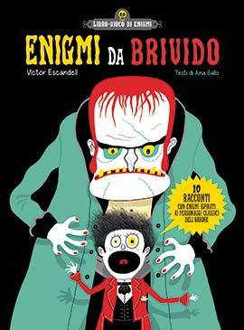 Cover Enigmi da brivido